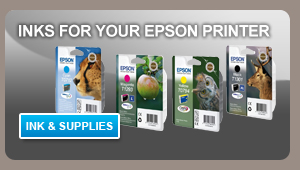 INKS FOR YOUR EPSON PRINTER